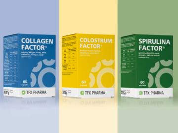Nowe Suplementy TFX Pharma